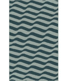 RugStudio presents Surya Sheffield Market SFM-8009 Teal Blue Flat-Woven Area Rug