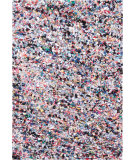 RugStudio presents Surya Shirt SIR-8000 Neutral / Violet (purple) / Blue Area Rug