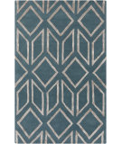 RugStudio presents Surya Skyline Skl-2000 Teal / Gray Hand-Tufted, Good Quality Area Rug