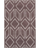 RugStudio presents Surya Skyline Skl-2001 Chocolate / Gray Hand-Tufted, Good Quality Area Rug