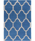RugStudio presents Surya Skyline Skl-2014 Teal / Gray Hand-Tufted, Good Quality Area Rug