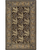 RugStudio presents Surya Smithsonian SMI-2123 Coffee Bean Hand-Tufted, Good Quality Area Rug