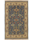 RugStudio presents Rugstudio Sample Sale 8439R Blue Beige Flat-Woven Area Rug