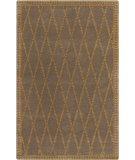 RugStudio presents Surya Stampede Smp-6002 Mocha Hand-Tufted, Good Quality Area Rug
