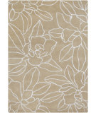 RugStudio presents Surya Sanderson SND-4522 Beige Hand-Tufted, Good Quality Area Rug