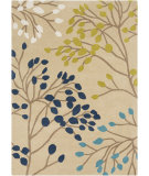 RugStudio presents Surya Sanderson Snd-4534 Navy Hand-Tufted, Good Quality Area Rug