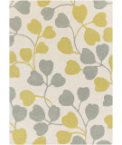 RugStudio presents Surya Sanderson Snd-4536 Gold Hand-Tufted, Good Quality Area Rug