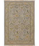 RugStudio presents Surya Sonoma SNM-9036 Neutral / Blue / Green Hand-Knotted, Best Quality Area Rug