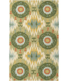 RugStudio presents Surya Storm Som-7710 Fern Green Hand-Hooked Area Rug