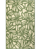 RugStudio presents Rugstudio Sample Sale 74293R Spruce Green Hand-Hooked Area Rug
