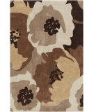 RugStudio presents Surya Sprint SPT-3050 Brown Sugar Hand-Tufted, Good Quality Area Rug