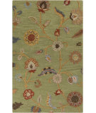 RugStudio presents Surya Sprout Srt-2003 Olive Hand-Tufted, Good Quality Area Rug