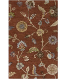 RugStudio presents Surya Sprout Srt-2004 Rust Hand-Tufted, Good Quality Area Rug
