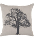 RugStudio presents Surya Pillows ST-054 Charcoal/Moss