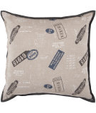 RugStudio presents Surya Pillows ST-074 Gray/Olive