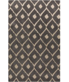 RugStudio presents Surya Stamped STM-802 Gray Hand-Tufted, Good Quality Area Rug