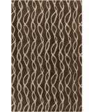 RugStudio presents Surya Stamped STM-803 Chocolate Hand-Tufted, Good Quality Area Rug