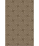 RugStudio presents Surya Stamped STM-814 Light Gray Hand-Tufted, Good Quality Area Rug