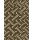 RugStudio presents Surya Stamped STM-817 Olive Hand-Tufted, Good Quality Area Rug