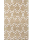 RugStudio presents Surya Stamped STM-820 Beige Hand-Tufted, Good Quality Area Rug