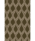 RugStudio presents Surya Stamped STM-822 Olive Hand-Tufted, Good Quality Area Rug