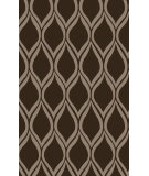 RugStudio presents Surya Stamped STM-823 Chocolate Hand-Tufted, Good Quality Area Rug