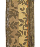 RugStudio presents Surya Stella Smith STS-9021 Brown Tan Hand-Tufted, Good Quality Area Rug