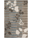 RugStudio presents Rugstudio Sample Sale 25913R Gray Hand-Tufted, Better Quality Area Rug