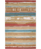 RugStudio presents Rugstudio Sample Sale 57324R Peach Nougat Hand-Tufted, Good Quality Area Rug