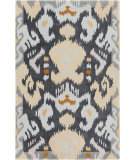 RugStudio presents Surya Swank Swa-1001 Charcoal Hand-Tufted, Good Quality Area Rug
