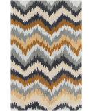 RugStudio presents Surya Swank Swa-1002 Gold Hand-Tufted, Good Quality Area Rug