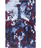 RugStudio presents Surya Swank Swa-1005 Cobalt Hand-Tufted, Good Quality Area Rug