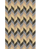 RugStudio presents Surya Talitha TAL-1002 Light Gray Flat-Woven Area Rug