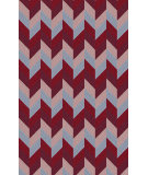 RugStudio presents Surya Talitha TAL-1005 Cherry Flat-Woven Area Rug