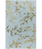 RugStudio presents Surya Tamira Tam-1000 Gray Hand-Tufted, Best Quality Area Rug
