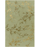 RugStudio presents Surya Tamira Tam-1001 Moss Hand-Tufted, Best Quality Area Rug