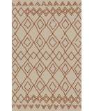 RugStudio presents Surya Tasman TAS-4504 Rust Woven Area Rug
