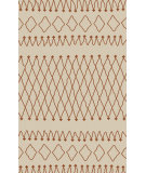 RugStudio presents Surya Tasman TAS-4508 Neutral / Red Woven Area Rug