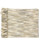 RugStudio presents Surya Throws Teegan 1001 Grey-Cream