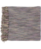 RugStudio presents Surya Throws Teegan 1003 Grey-Mauve