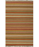 RugStudio presents Surya Tibet TIB-4001 Neutral / Red / Green Area Rug