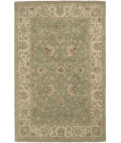 RugStudio presents Surya Timeless Tim-7902 Powder Blue Hand-Knotted, Best Quality Area Rug