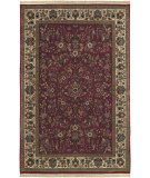 RugStudio presents Surya Taj Mahal Tj-102 Red Hand-Knotted, Best Quality Area Rug