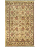 RugStudio presents Surya Taj Mahal Tj-826 Light Gold / Dark Gold Hand-Knotted, Best Quality Area Rug