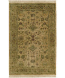 RugStudio presents Surya Taj Mahal Tj-854 Light Gold / Dark Gold Hand-Knotted, Best Quality Area Rug