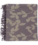 RugStudio presents Surya Throws Timaro 2000 Plum-Tan