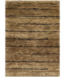 RugStudio presents Surya Trinidad TND-1142 Black / Taupe Woven Area Rug