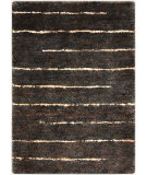 RugStudio presents Surya Trinidad TND-1143 Black / Beige Woven Area Rug