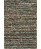 RugStudio presents Surya Trinidad TND-1147 Green / Blue Sisal/Seagrass/Jute Area Rug