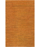 RugStudio presents Surya Tropics Tro-1015 Burnt Orange Sisal/Seagrass/Jute Area Rug